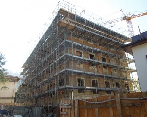 Indagini sui solai lignei del Palazzo Sichardt-Jacob, Rovereto